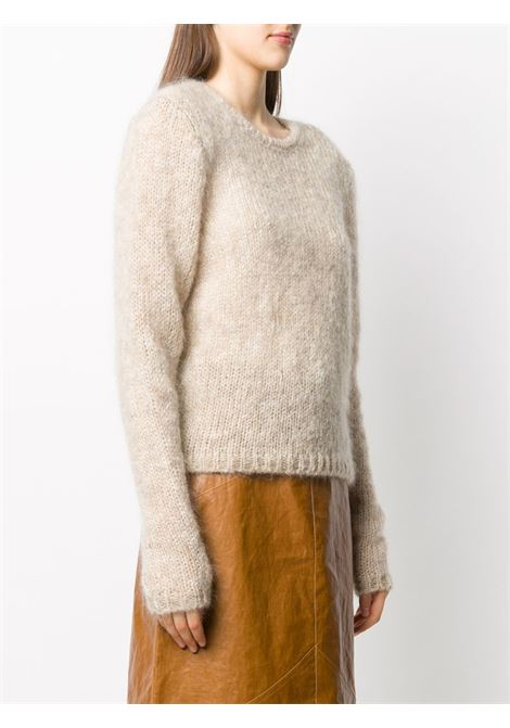 Maglia beige ISABEL MARANT | PULLOVER | PU138520A041I90BE