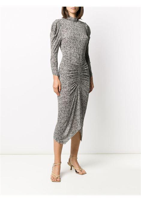 Vestito bianco/nero ISABEL MARANT | ABITI | RO180420A032IECBK