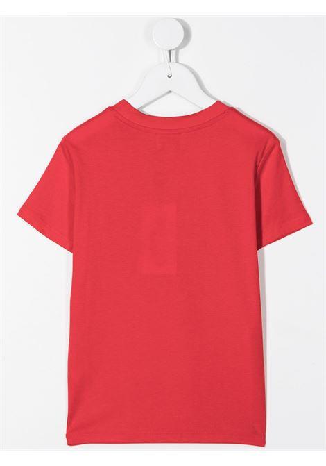 T-shirt rossa KENZO | T-SHIRT | KR1063803