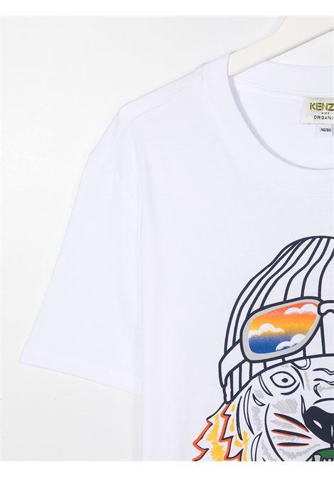 T-shirt bianca KENZO | T-SHIRT | KR10758T01
