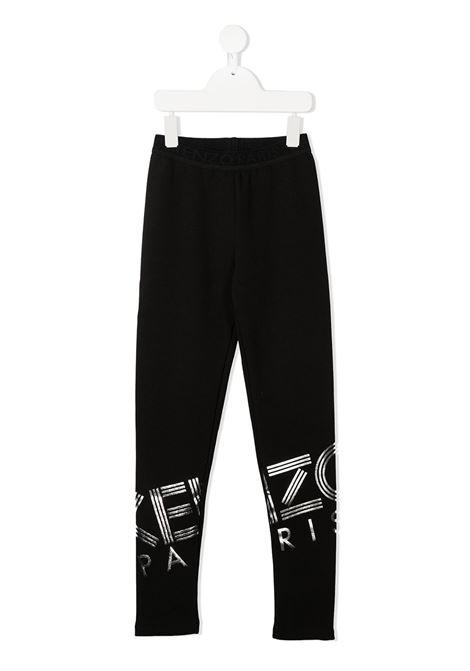 Leggings nero KENZO | LEGGINGS | KR2406802