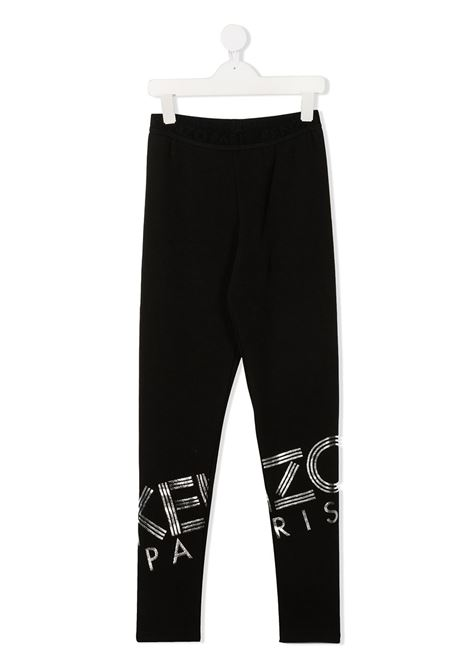 Black leggings KENZO | LEGGINGS | KR24068T02