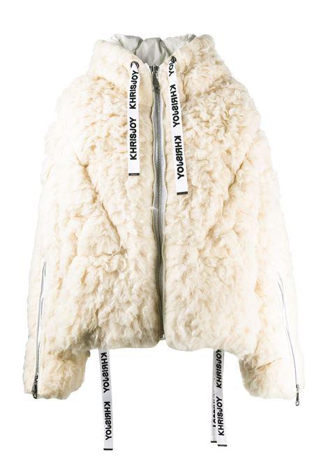 Cappotto bianco KHRISJOY | GIUBBOTTI | BFPW029ALPWH23