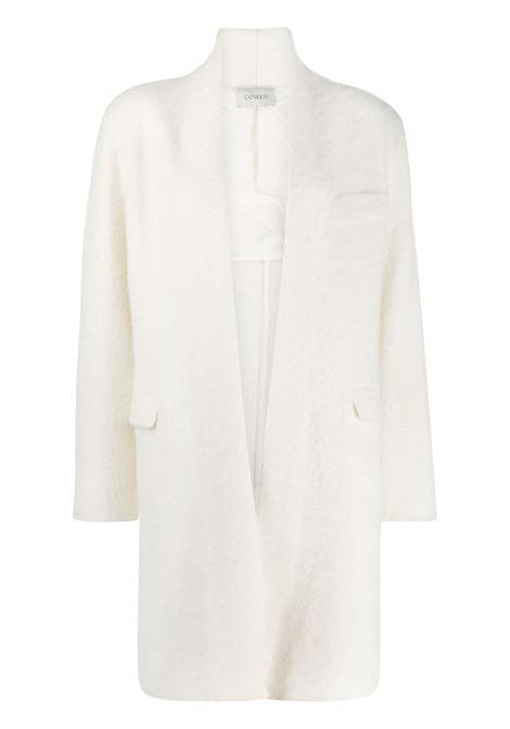 Cappotto bianco LANEUS | CAPPOTTI | CPD509PANNA