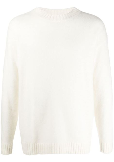 White jumper LANEUS | SWEATER | MGU100830001