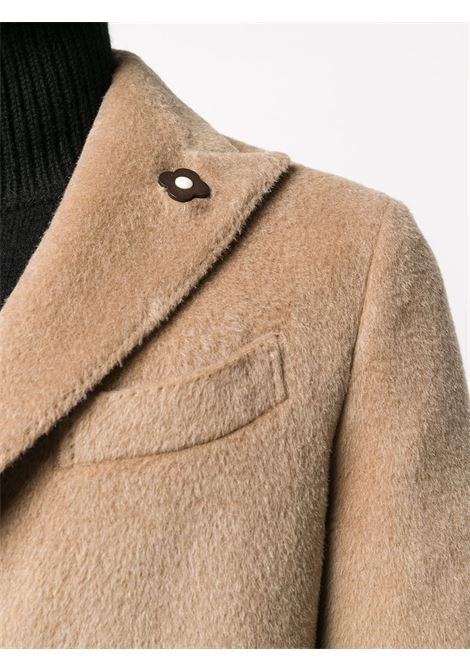 Cappotto beige LARDINI | CAPPOTTI | IM23678AIMA55626300
