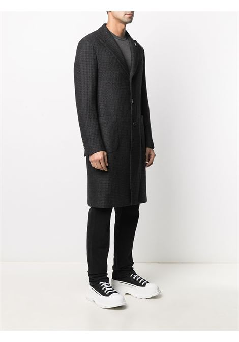 Black coat LARDINI |  | IM644AV28IMR55251999TW