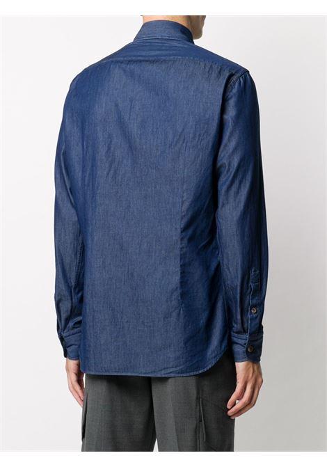 Blue shirt LARDINI |  | IMDIEGOIMC1276802A