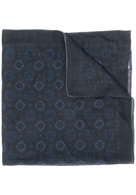 Sciarpa blu LARDINI | FOULARD | IMFOU7IM55147850BL