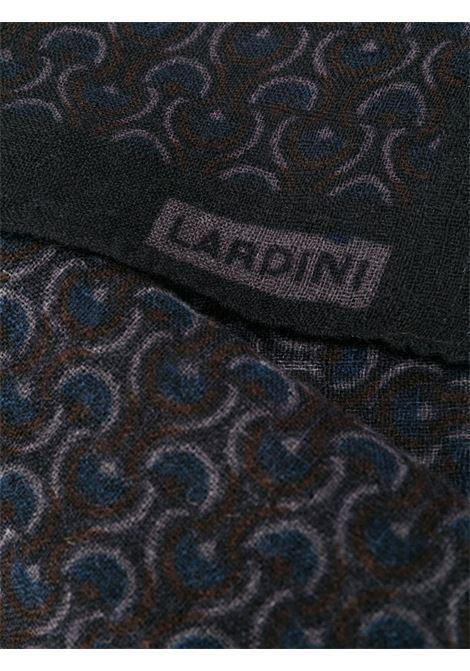 Sciarpa nera LARDINI | FOULARD | IMFOU7IM55148850MA