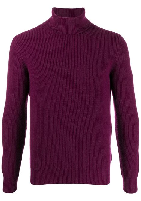 Plum purple sweater LARDINI |  | IMLMML168IM55024710