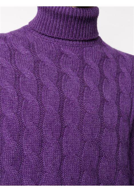 Purple sweater LARDINI |  | IMLMML172IM55026710