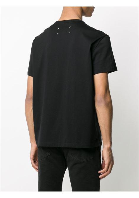 T-shirt nera MAISON MARGIELA | T-SHIRT | S30GC0701S22816900