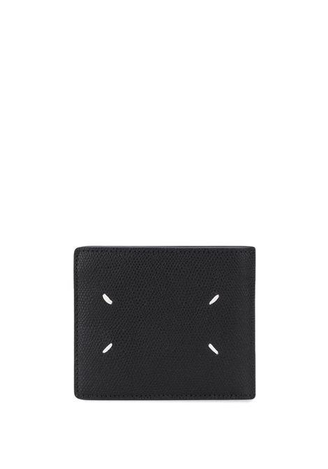 Portafogli nero MAISON MARGIELA | PORTAFOGLI | S35UI0435P0399T8013