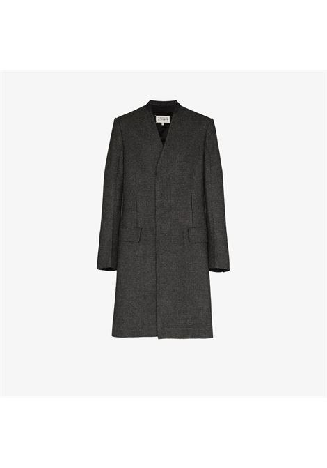 Cappotto grigio/nero MAISON MARGIELA | CAPPOTTI | S50AA0097S53043002F