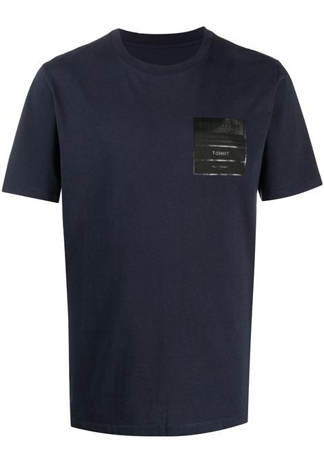 T-shirt blu MAISON MARGIELA | T-SHIRT | S50GC0623S23594524