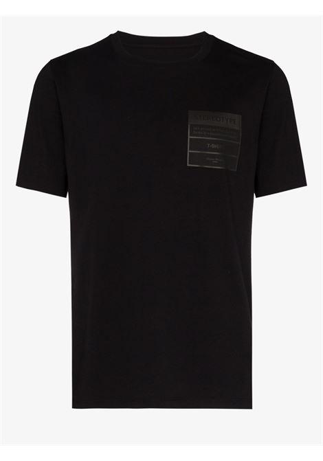 T-shirt nera MAISON MARGIELA | T-SHIRT | S50GC0623S23594900