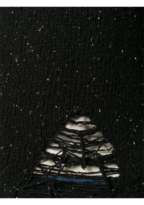 Maglia nera MAISON MARGIELA | MAGLIONE | S50GP0176S16788900