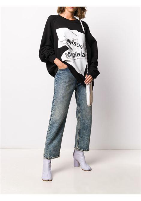 Black sweatshirt MAISON MARGIELA |  | S51GU0100S25322900