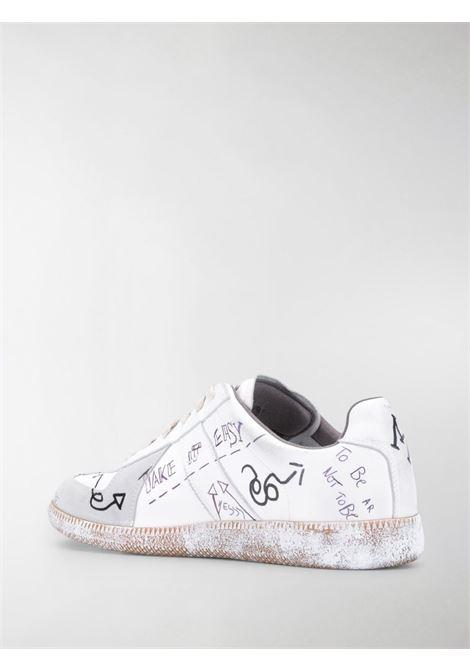 Sneakers bianca MAISON MARGIELA | SNEAKERS | S57WS0355P3568H8283