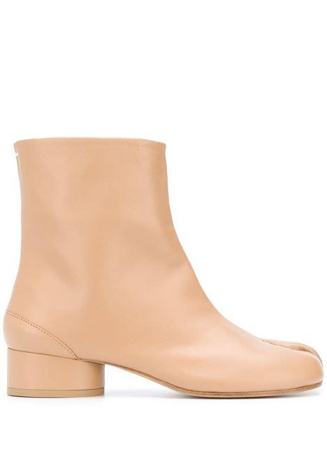 Beige boots MAISON MARGIELA |  | S58WU0273PR516T9004