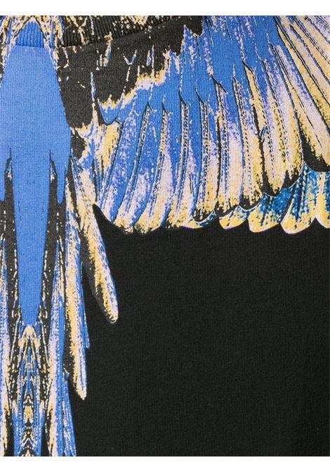 Maglia nera MARCELO BURLON | T-SHIRT | CMAA018E20JER0011030
