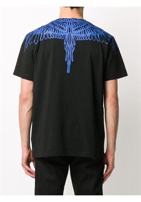 Black t-shirt MARCELO BURLON | T-SHIRT | CMAA018E20JER0031045