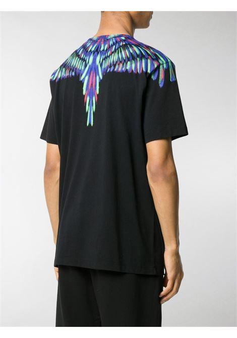 Black t-shirt MARCELO BURLON |  | CMAA018E20JER0041050