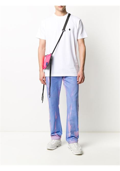 White t-shirt MARCELO BURLON |  | CMAA018E20JER0160110