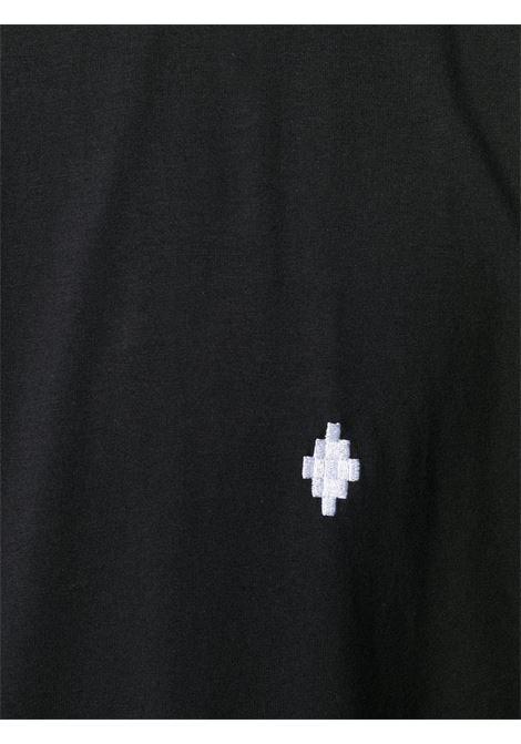 Black t-shirt MARCELO BURLON |  | CMAA018E20JER0161001
