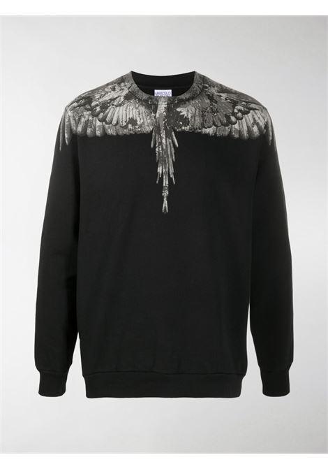 Black sweatshirt MARCELO BURLON |  | CMBA009E20FLE0021007