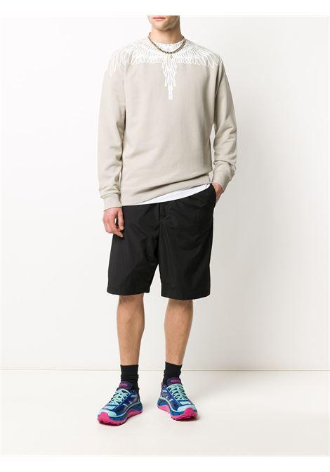Beige sweatshirt MARCELO BURLON |  | CMBA009E20FLE0036101