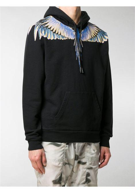 Black sweatshirt MARCELO BURLON |  | CMBB007E20FLE0011030