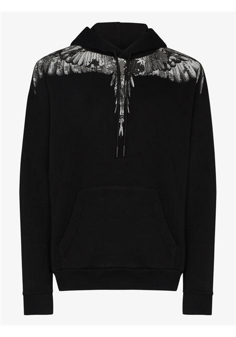 Black sweatshirt MARCELO BURLON |  | CMBB007E20FLE0021007