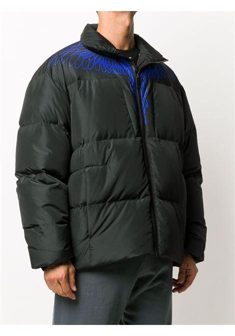 Black coat MARCELO BURLON |  | CMED028E20FAB0011045
