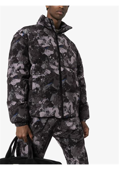 Grey coat MARCELO BURLON |  | CMED028E20FAB0030745