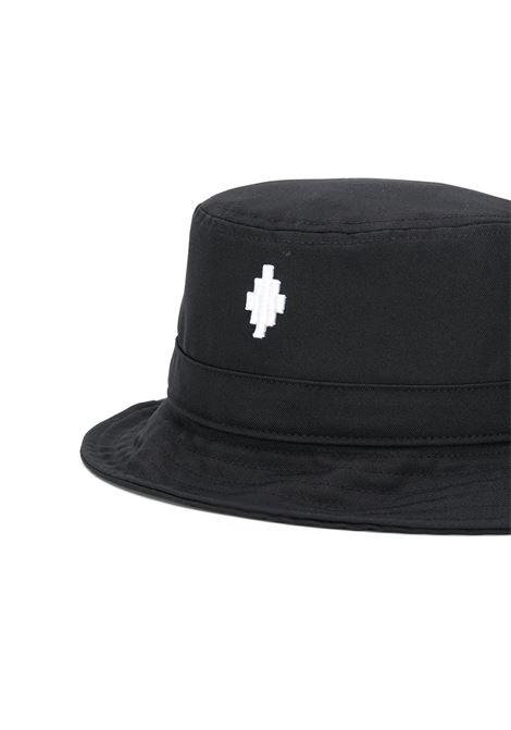 Cappello nero MARCELO BURLON | CAPPELLI | CMLB006E20FAB0011001