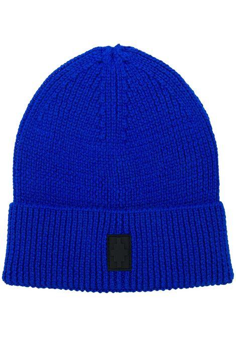 Blue beanie MARCELO BURLON |  | CMLC007E20KNI0024510