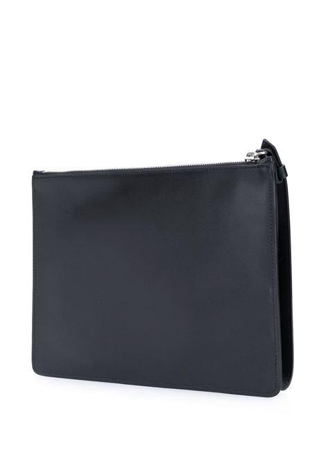 Black pochette MARCELO BURLON |  | CMNA013E20LEA0011043