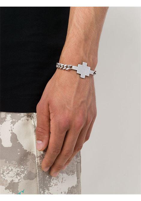 Bracciale argento MARCELO BURLON | BRACCIALI | CMOA013E20MET0017200