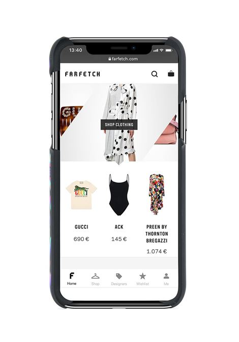 Cover iphone MARCELO BURLON | COVER IPHONE | CMPA015E20MAT0021050