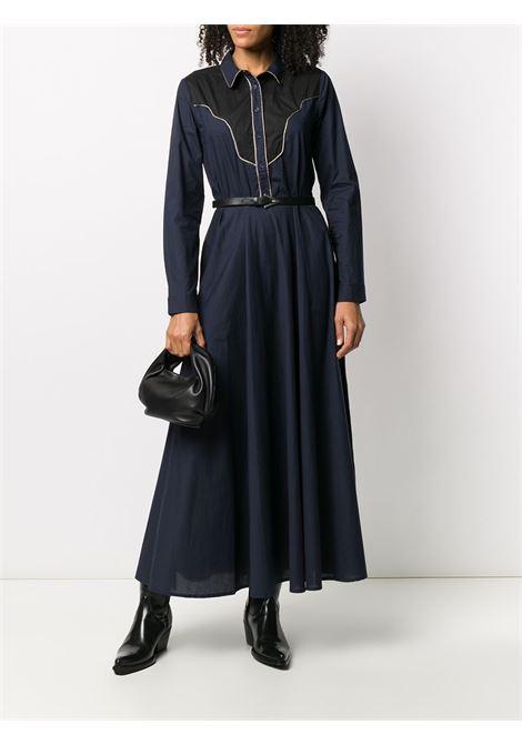 Blue dress MES DEMOISELLES |  | 202MMDKW00021NAVY