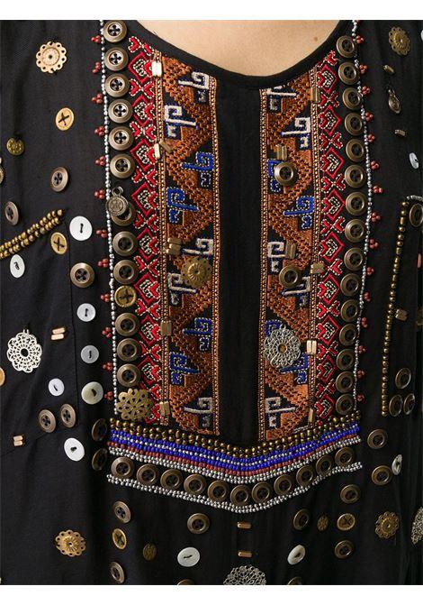 Vestito nero MES DEMOISELLES | TUNICHE | 202MMDKW00033BLACK
