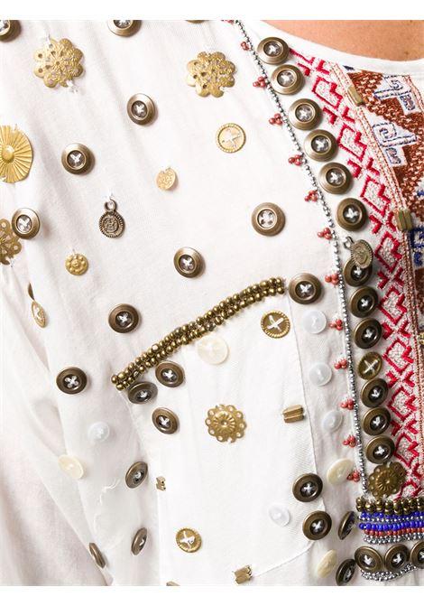 Vestito bianco MES DEMOISELLES | TUNICHE | 202MMDKW00033IVORY