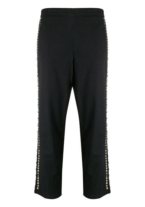 Pantalone nero MES DEMOISELLES   PANTALONI   202MMDPW00010BLACK
