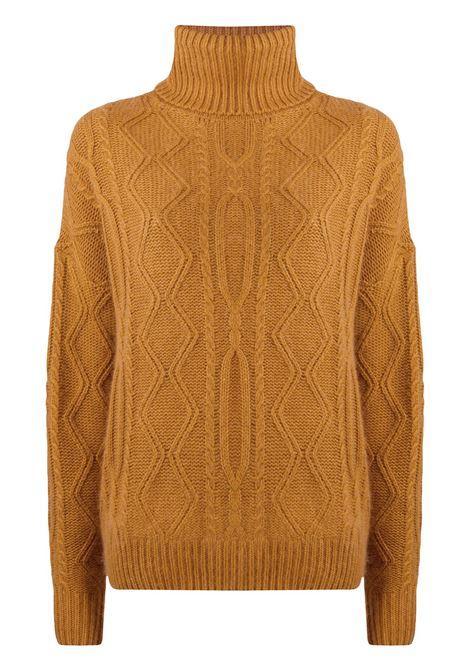 Ochre sweater MES DEMOISELLES |  | 20WMMDKW00025OCRE