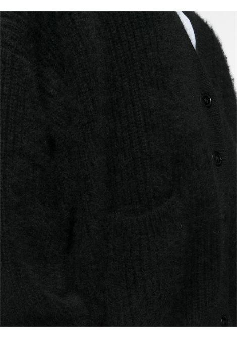 Black cardigan MES DEMOISELLES | CARDIGAN | 20WMMDKW00065BLACK