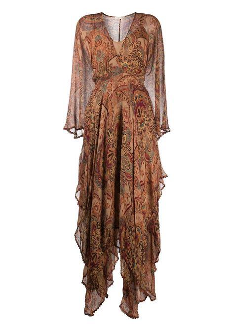 Brown dress MES DEMOISELLES |  | 20WMMDKW00091CAMELCO
