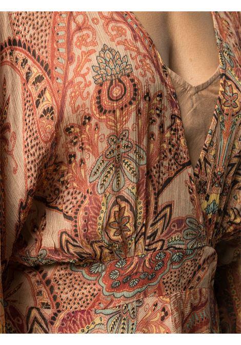 Brown dress MES DEMOISELLES | DRESS | 20WMMDKW00091CAMELCO