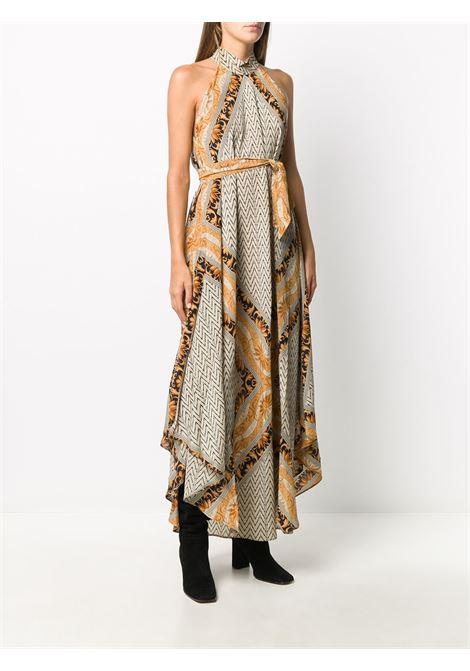 Grey/brown dress MES DEMOISELLES |  | 20WMMDKW00104BLACKGOLD